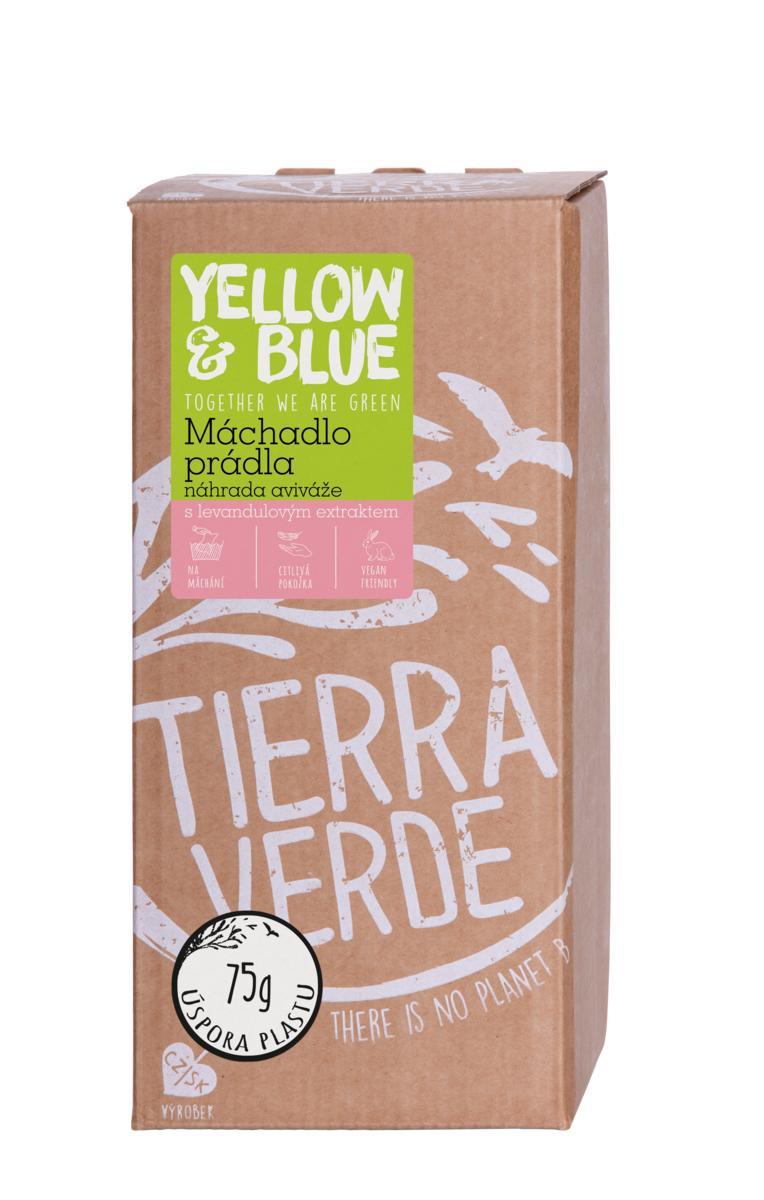 Yellow & Blue Máchadlo prádla 2 l