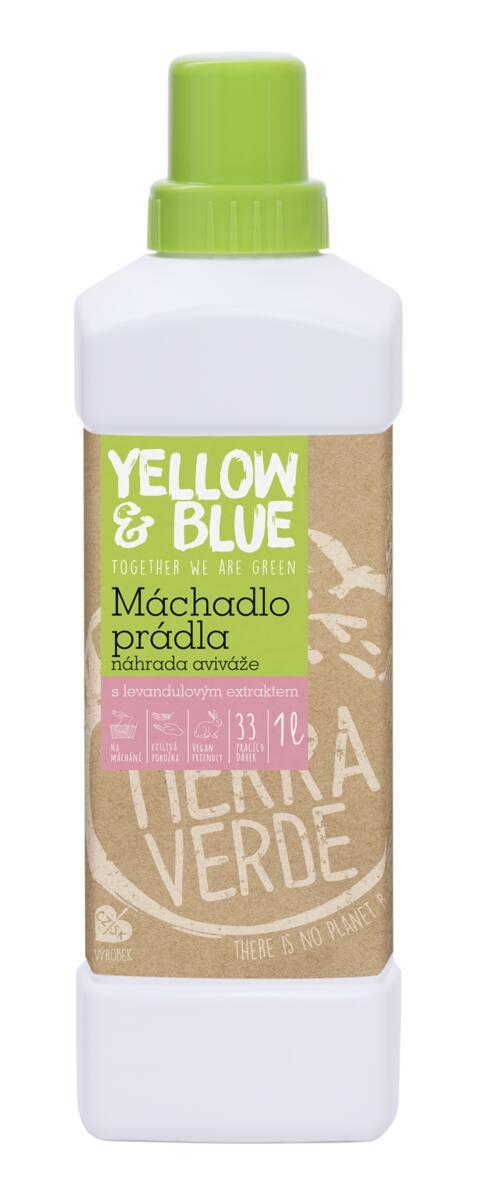 Yellow&Blue Máchadlo prádla (lahev 1 l)