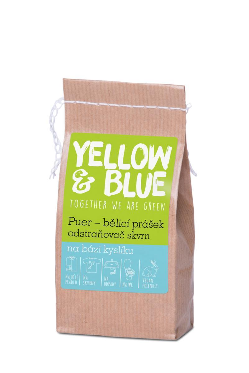 Yellow&Blue Puer – bělící prášek (pap.sáček 250 g)