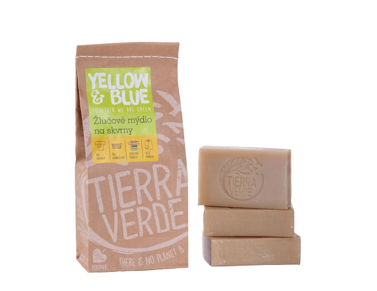 Yellow&Blue Žlučové mýdlo (420 g)