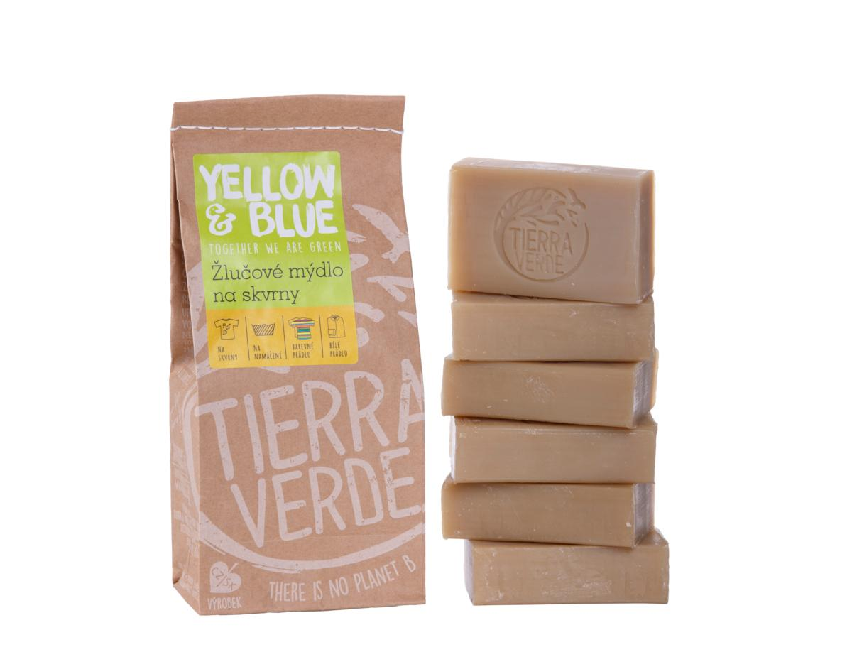 Yellow&Blue Žlučové mýdlo (840 g)