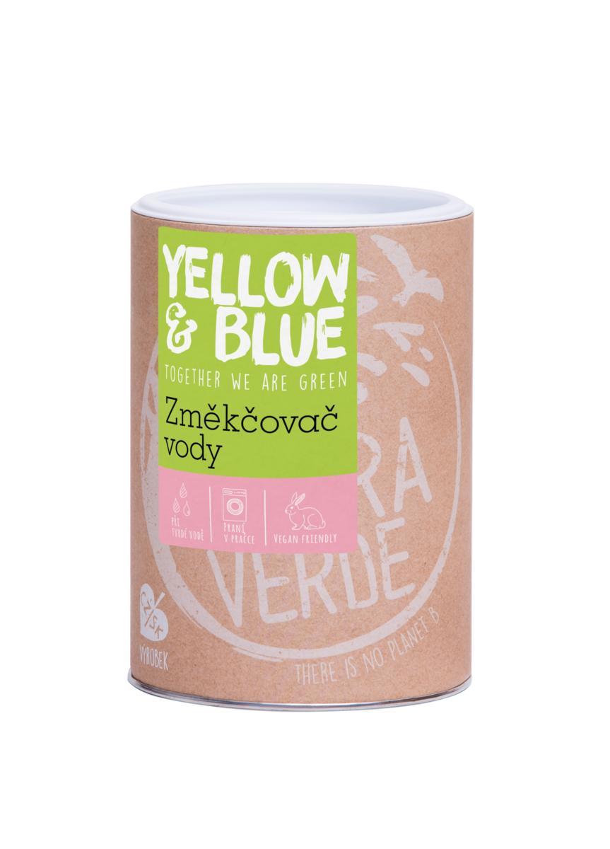 Yellow&Blue Změkčovač vody (dóza 850 g)