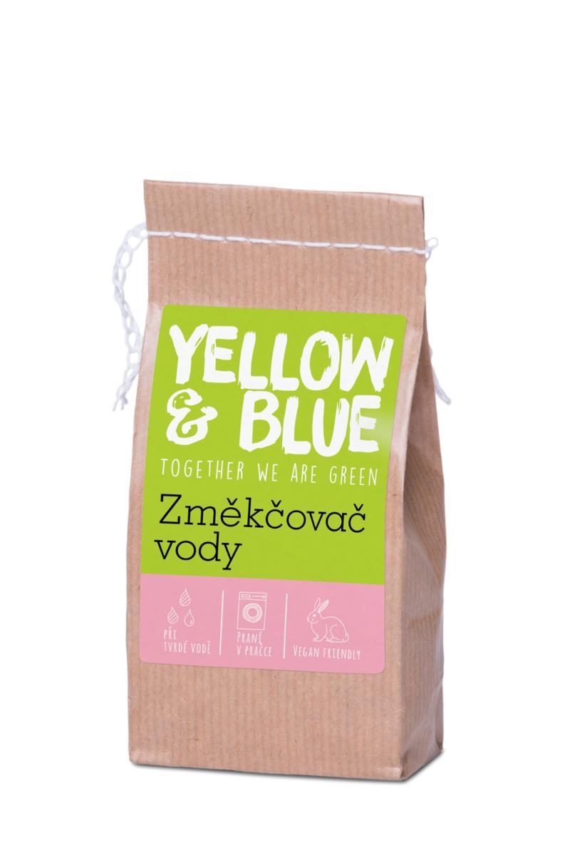Yellow&Blue Změkčovač vody (pap. sáček 250 g)