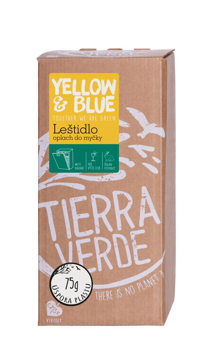 Yellow&Blue Leštidlo - oplach do myčky (bag-in-box 2 l)