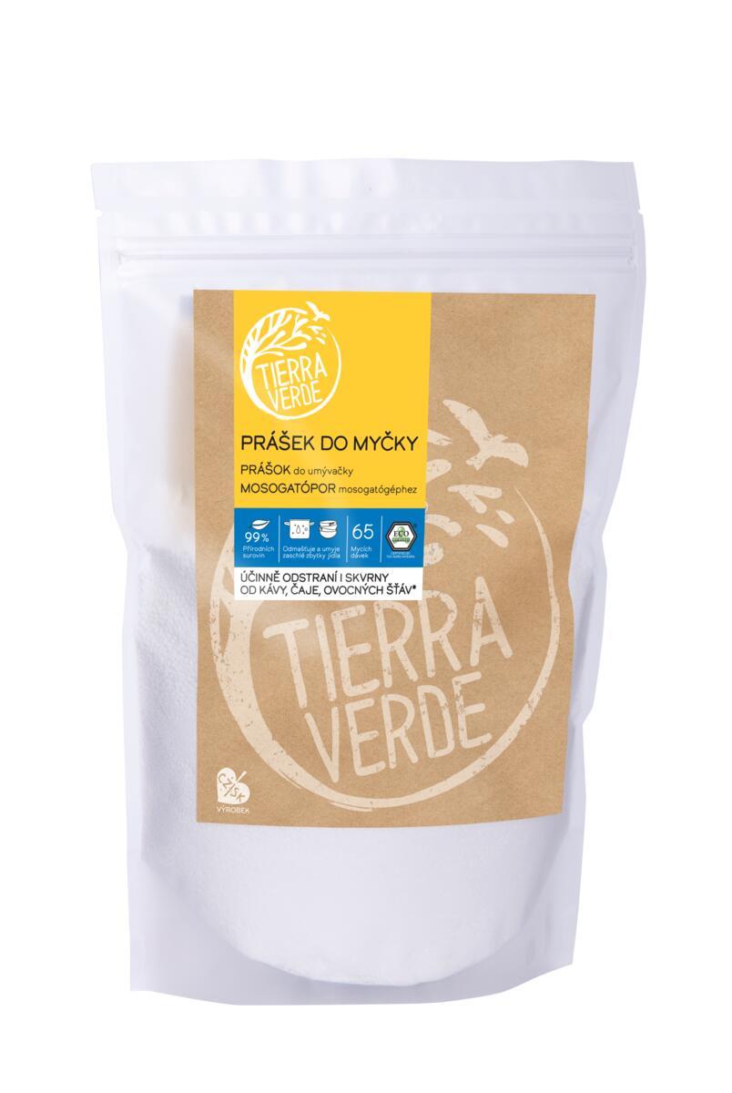 Tierra Verde – Prášek do myčky na nádobí, 1 kg