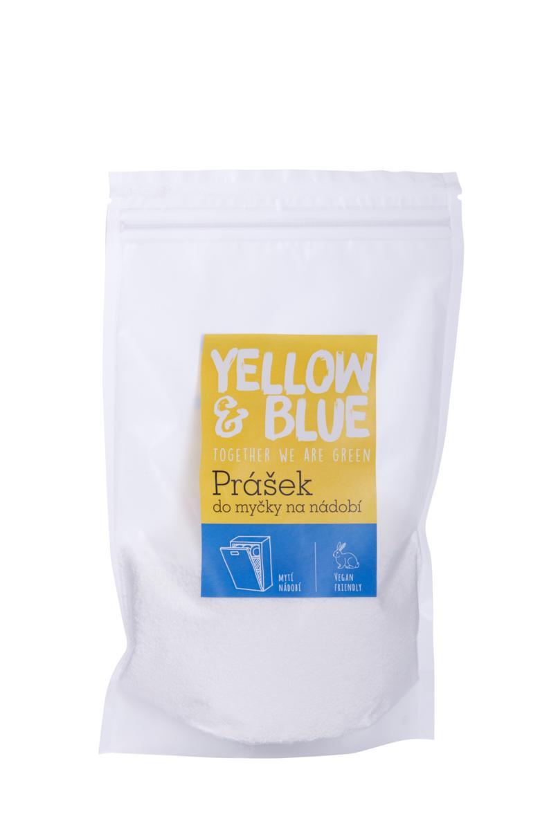 Yellow&Blue Prášek do myčky (zip sáček 250 g)