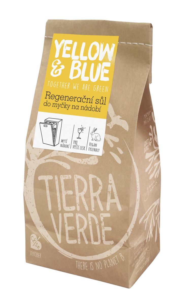 Yellow&Blue Sůl do myčky (pap. sáček 2 kg)