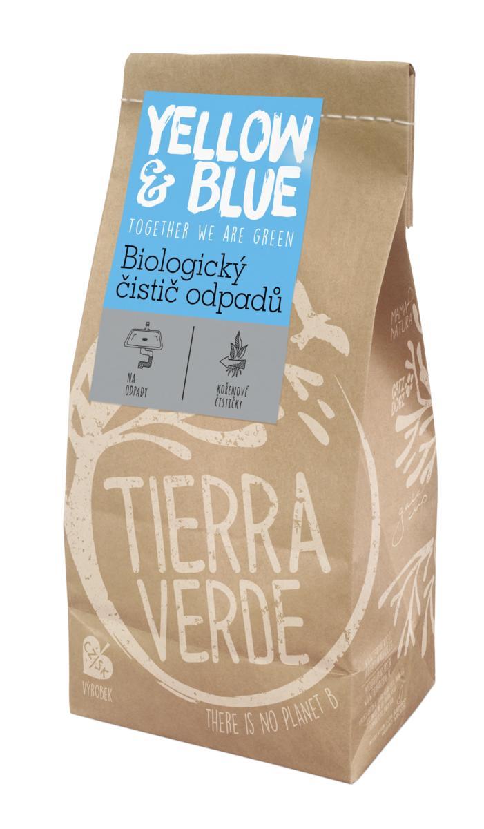 Yellow&Blue Biologický čistič odpadů (pap. sáček 500 g)