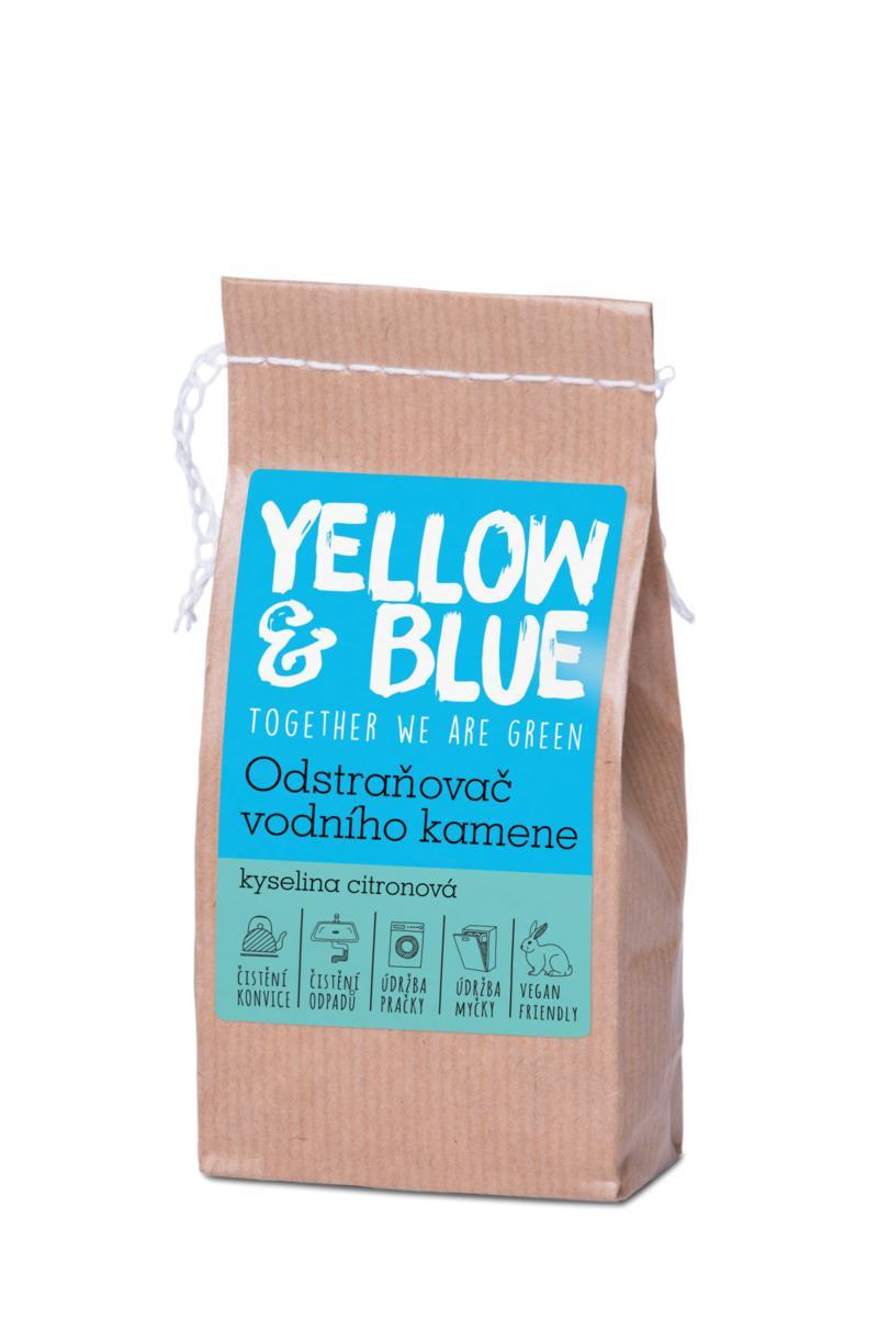 Yellow&Blue Odstraňovač vodního kamene – kyselina citronová (pap. sáček 250 g)