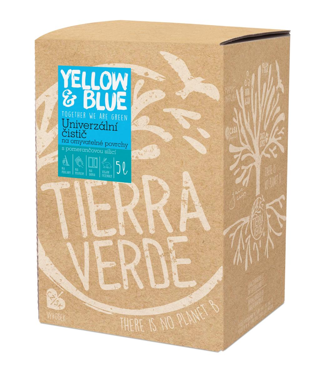 Yellow&Blue Univerzální čistič (bag-in-box 5 l)
