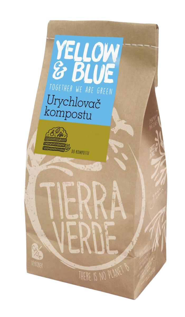 Yellow&Blue Urychlovač kompostu (pap. sáček 500 g)