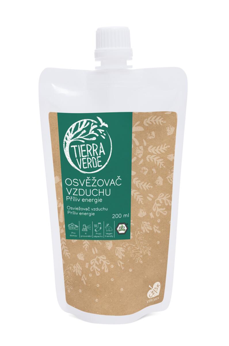 Tierra Verde Osvěžovač vzduchu Příliv energie 200 ml