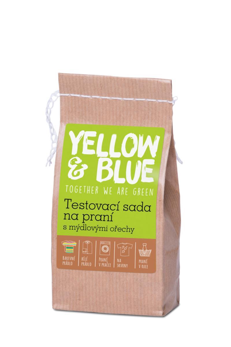 Tierra Verde – Sada testovací na praní s mýdlovými ořechy (vzorek), 125g