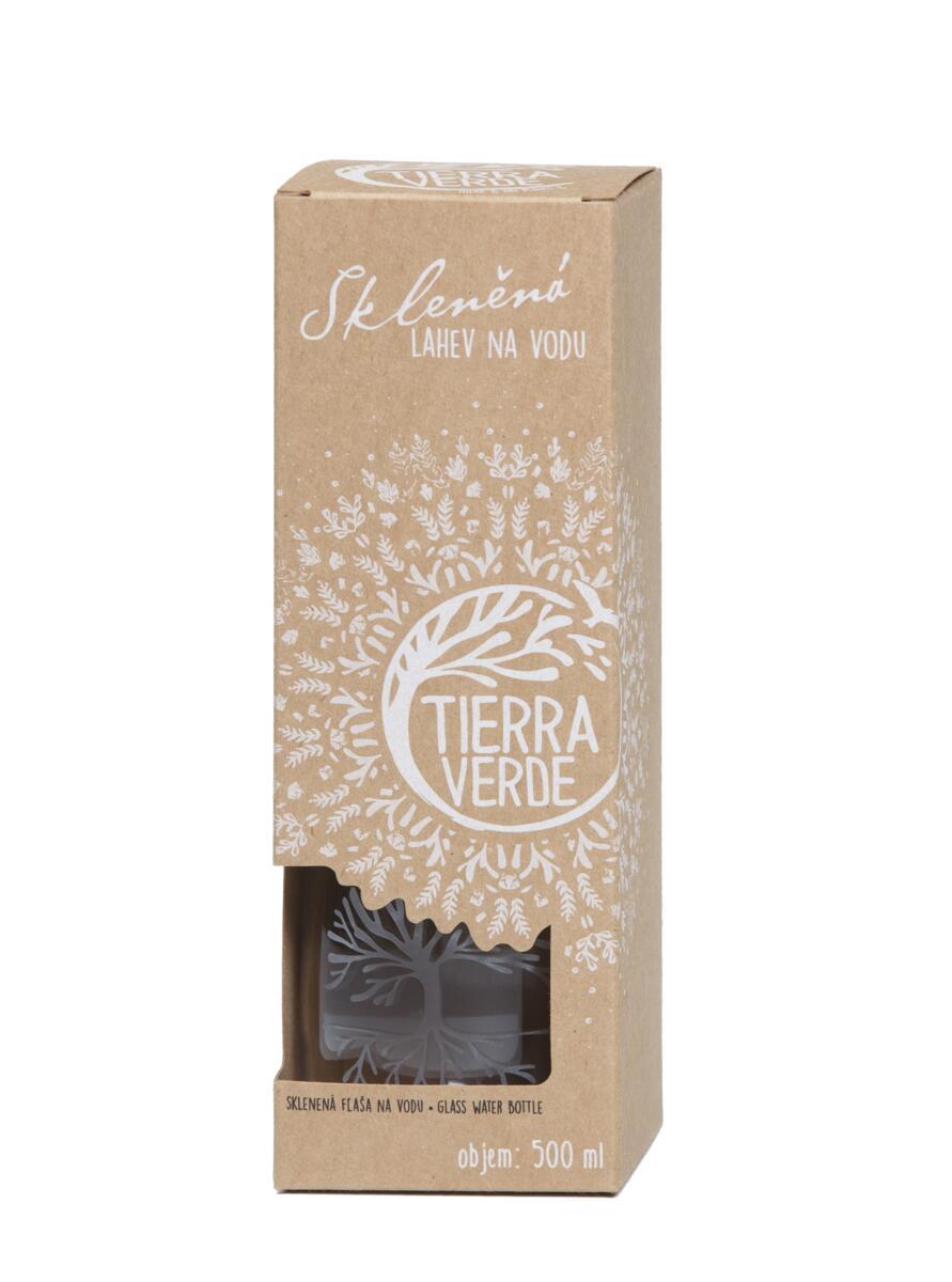 Tierra Verde – Lahev skleněná na vodu