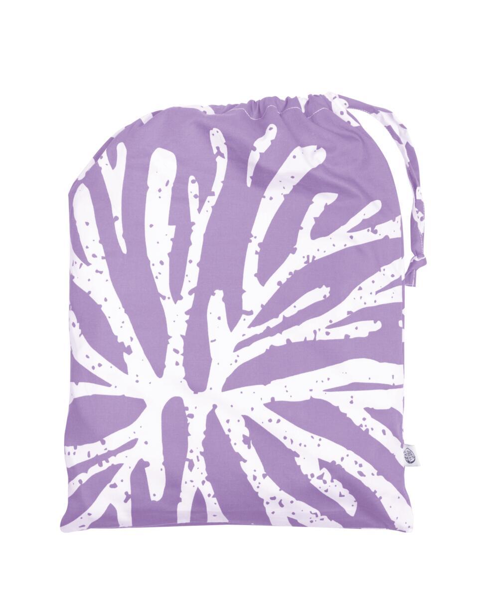 Tierra Verde Povlečení dětské – motiv Tierra Verde fialová (135×100 cm + 60x40 cm)