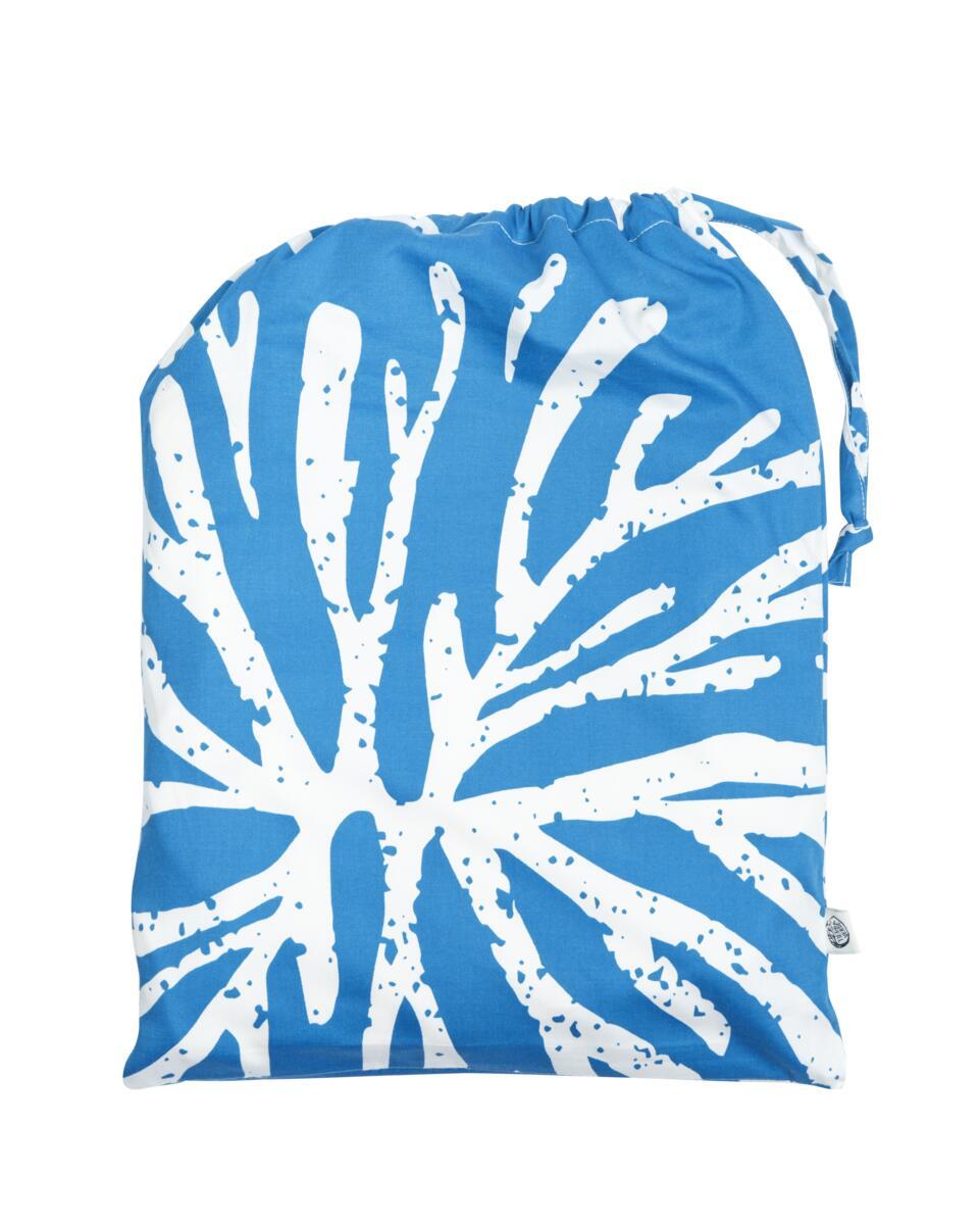 Tierra Verde Povlečení dětské – motiv Tierra Verde tealová (135×100 cm + 60x40 cm)