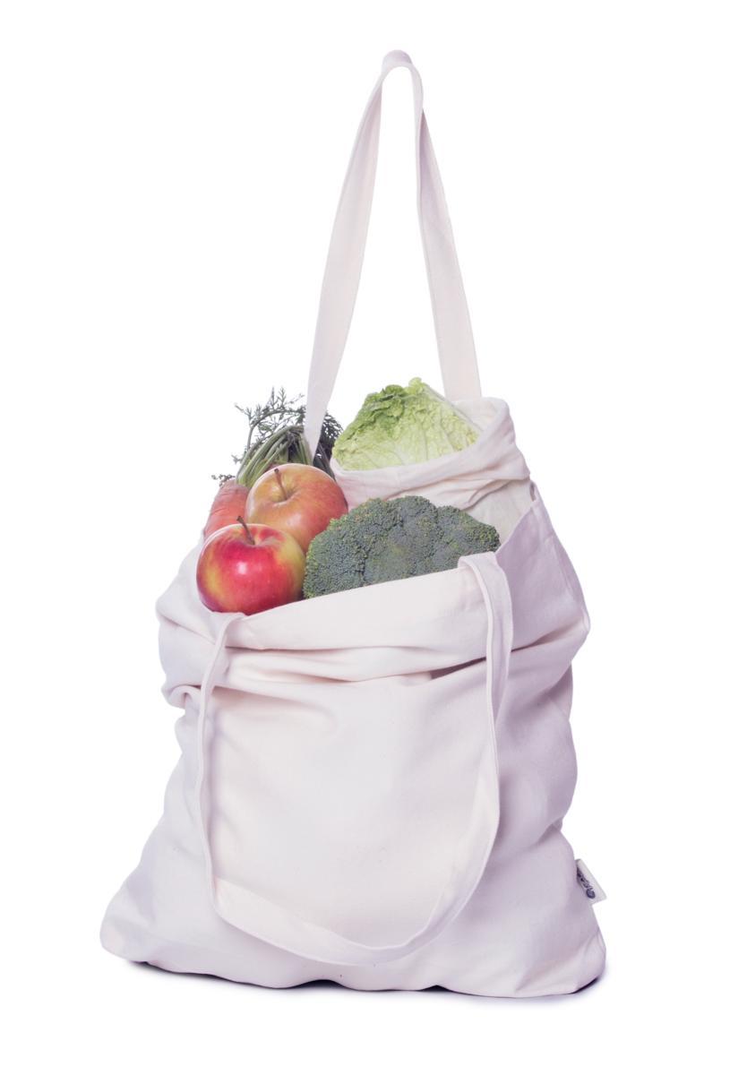 Casa Organica Taška nákupní (40 × 37 × 10 cm)