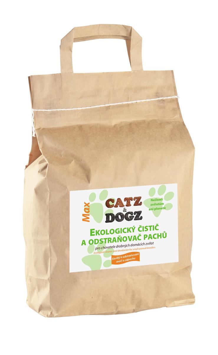 Yellow & Blue Catz&Dogz Max – odstraňovač pachů (pap. pytel 5 kg)