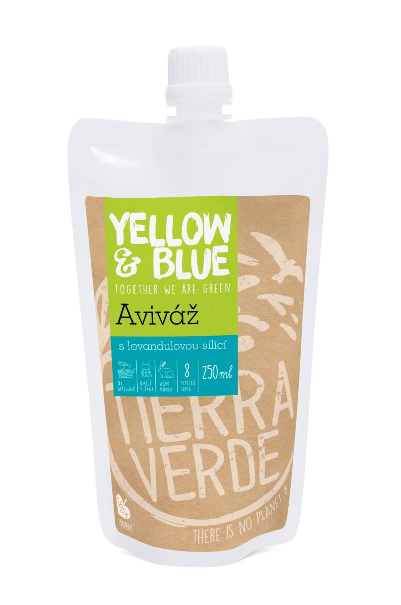 Yellow&Blue Aviváž (sáček uzávěr 250 ml)
